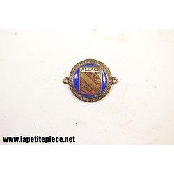 Badge / boutonnière ALSACE (blason)