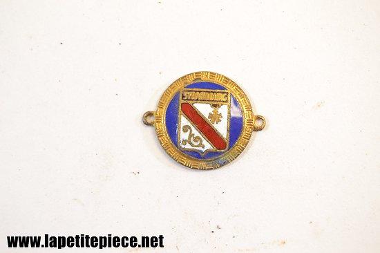 Badge / boutonnière STRASBOURG (blason)