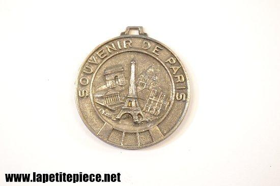 Porte-clé souvenir de Paris, tour Eiffel - ROGER P. PARIS modèle déposé