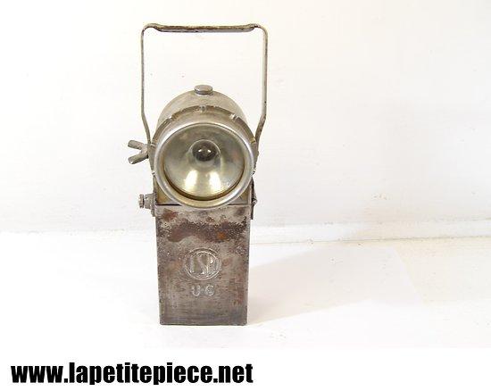 Lampe de mineur polonais, années 1950. FSR U-6