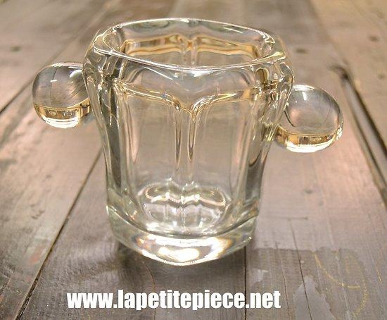 Seau à glace / bouteille - Cristallerie de Lorraine