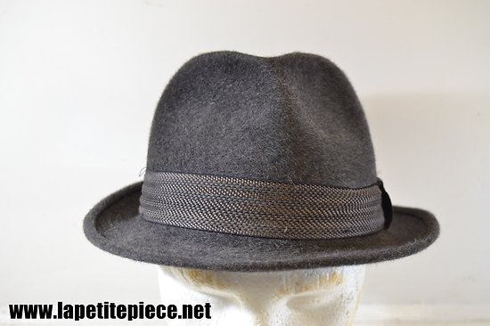 Chapeau taille 58 - Tirard Paris par Demange à Metz