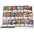Lot de 21 cartes à jouer WOW World of Warcraft (Espagnol)