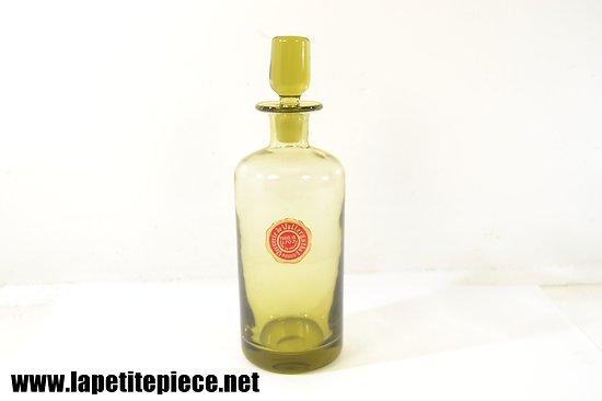 Carafe à whisky en cristal Cristallerie de Vallerysthal (Moselle)