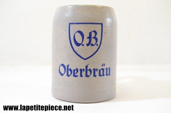 Chope à biere Oberbräu