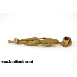 Pipe erotique moderne, bambou