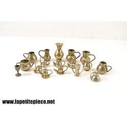 Série d'accessoires miniatures de cuisine - dinette