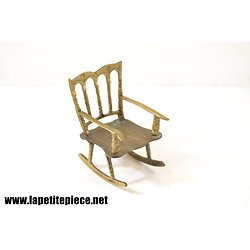 Chaise miniature / rocking-chair / rockincher