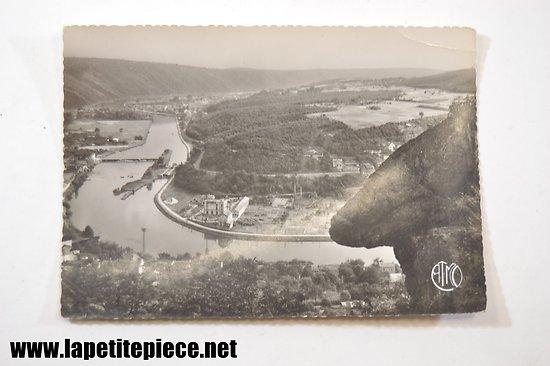 Monthermé - Chateau-Regnault - Les Ardennes Françaises, la roche mouvante 452B