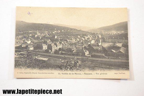 Nouzon - vallée dela Meuse, vue général. (Nouzonville)