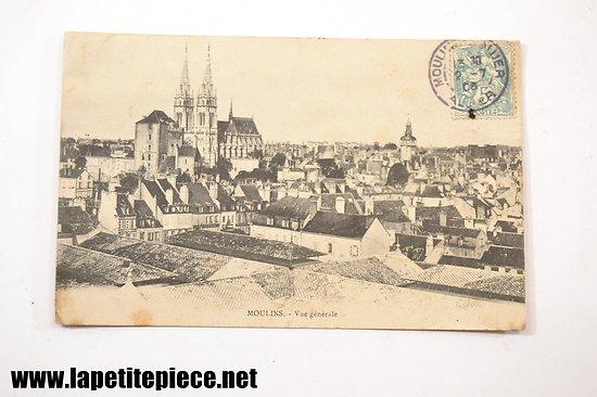 Moulins - vue générale (Allier)