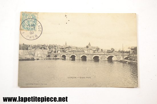 Vierzon - Grand Pont