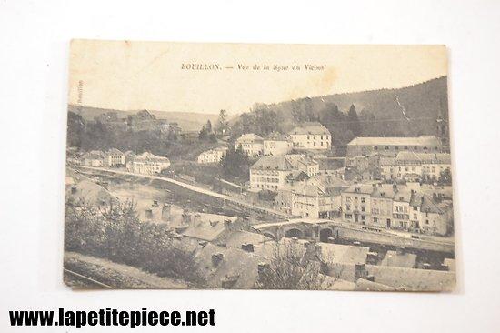 Bouillon (Belgique)- vue de la ligne du Vicinal