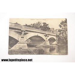 Mouzon - pont sur la Meuse