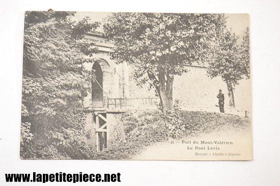 Mont-Valérien - Fort du Mont-Valérien - Le Pont Levis (marque abeille déposée)