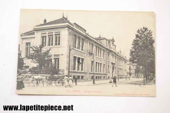 Nancy - institut chimique 94