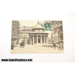 Paris - la rotonde du parc Monceau -LL 249