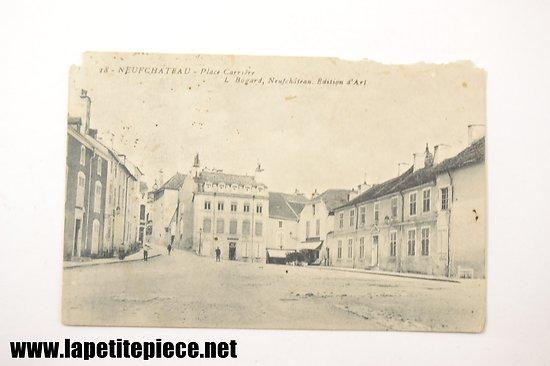 Neufchateau - place Carrière (L. Bogard, Naufchateau édition d'art)