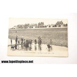 Cayeux sur Mer - la plage à marée basse - LL 151