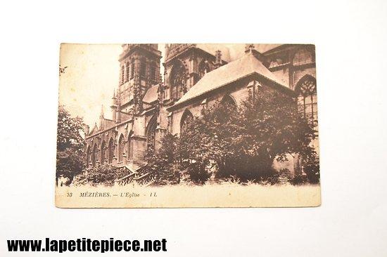 Mézières - l'Eglise IL 33