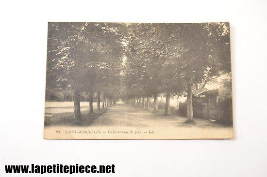 Saint-Marcellin - La promenade de joud - LL