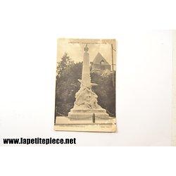 Juniville - monument aux morts 1914 - 18 (edition coopérative d'alimentation, cliché Dubreuil)