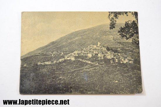 Poggio Bustone (Rieti) panorama da est