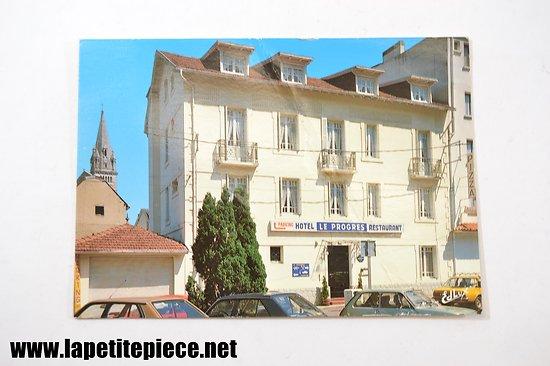Lourdes Hotel du Progrès 18 rue des petits Fossés - Parking dans l'Hotel