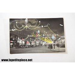 Bruxelles - féerie lumineuse / Brussel 1950'
