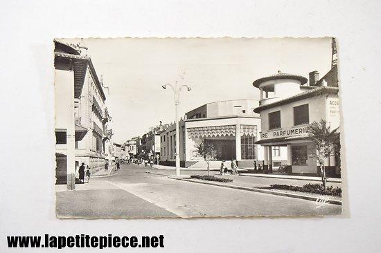 Dax - cours de Verdun et le nouveau Boulevard
