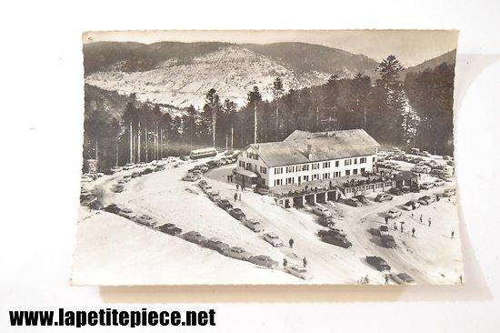Ventron (Vosges) Hotel Restaurant LEDUC vue aérienne