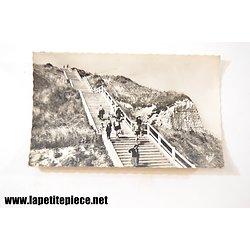 Le Tréport - les escaliers couduisant aux falaises