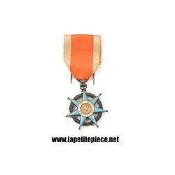 Médaille Chevalier de l'Ordre du Mérite social