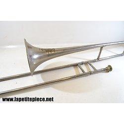 Trombone Couesnon & Cie Monopole numéro de série 27151 (vers 1930 - 1940)