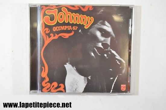 Johnny Hallyday - Olympia 67 - CD