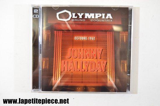 Johnny Hallyday - Olympia octobre 1962 - 2 CD