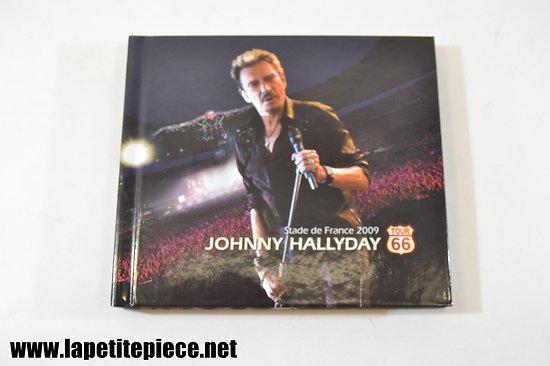 Johnny Hallyday - Stade de France 2009 - tour 66 cd
