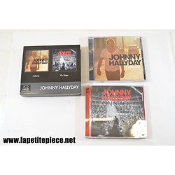 Johnny Hallyday - 2cd limited edition / L'attente - On Stage