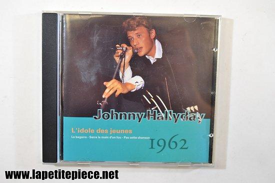Johnny Hallyday - L'idole des jeunes 1962 CD