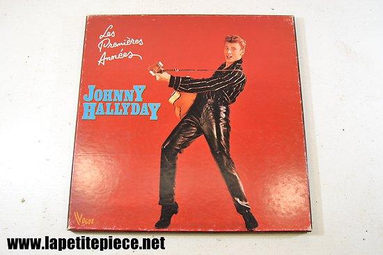 Johnny Hallyday - 33T - les premières années