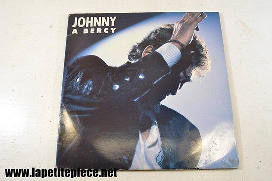 Johnny Hallyday - à Bercy - album double 33T