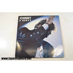 Johnny Hallyday - à Bercy - album double 33T