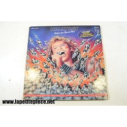 Johnny Hallyday - Palais des sports 1982 - album double 33T