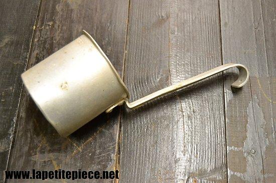 """Mesure à lait en aluminium """"demi-litre"""" par SEB, années 1930 -1950. 02101820"""