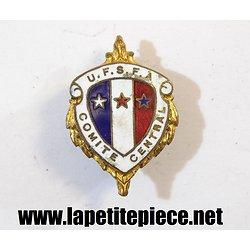 Insigne U.F.S.F.A. Comité central (Aviron)
