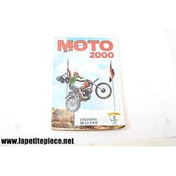 Album vignettes - MOTO 2000 Editions De La Tour