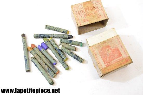 Boite de crayons à dessin RAPHAEL - Bourgeois Ainé PARIS