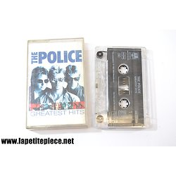 Cassette THE POLICE - GREATEST HITS 1992