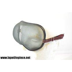 Lunettes / masque de protection grillagé