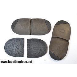 Talons caoutchouc TOPY pour cordonnier - réparation chaussures
